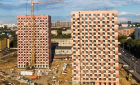 ЖК «Большая Академическая 85»: ход строительства корпуса №1.1