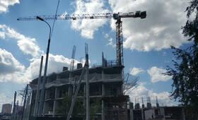 МФК Клубный дом «Рублево»: ход строительства
