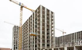 ЖК «Мытищи Парк»: ход строительства корпуса №1