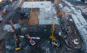 ЖК «Кронштадтский 14»: ход строительства корпуса №1.4