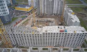 ЖК «Цветной город»: ход строительства дома 10