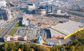 МФК «GloraX City Zanevsky»: ход строительства