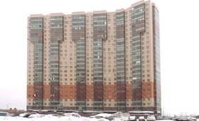 Фасад одного из корпусов ЖК «Юбилейный квартал»