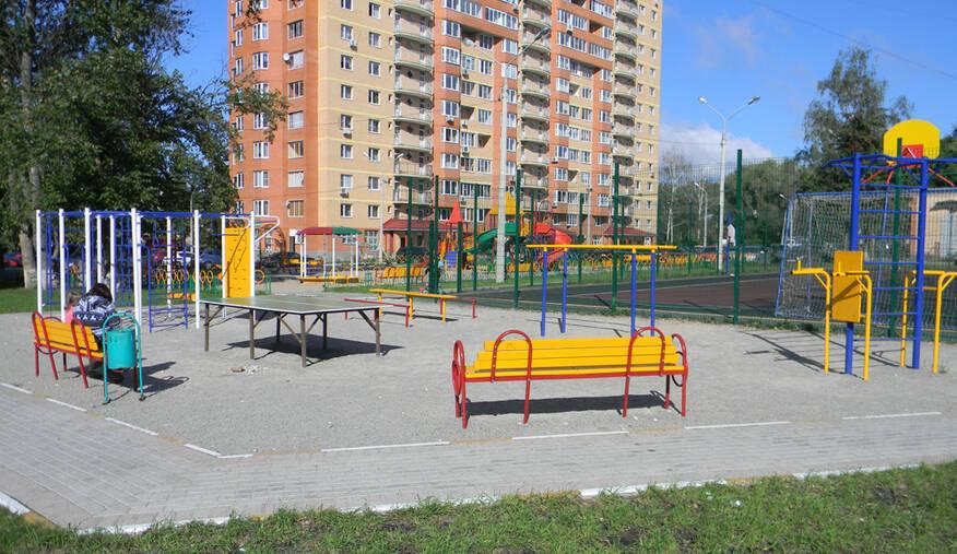 ЖК «Дом на улице Школьная, 14»
