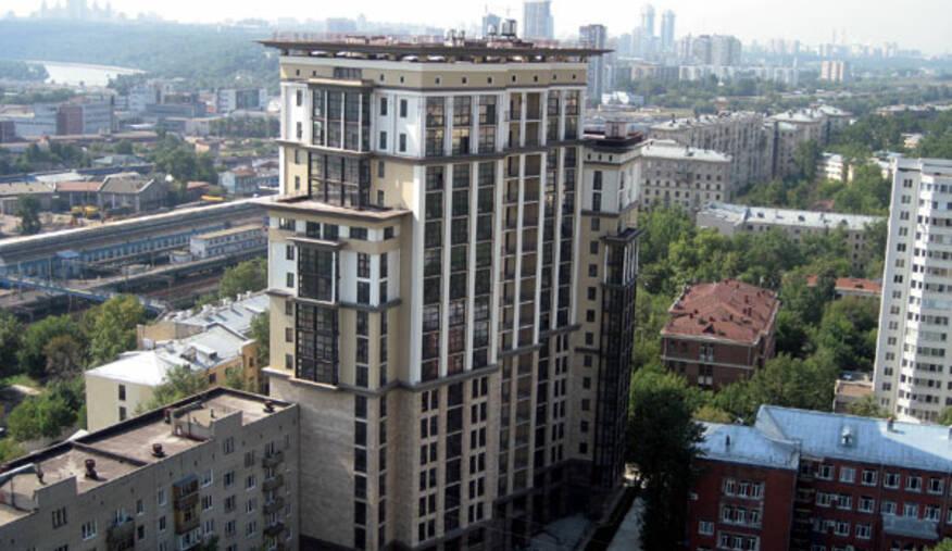 ЖК «Кутузовский» (ФЛЭТ и Ко)