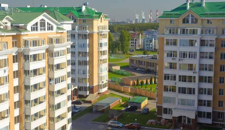 ЖК «Сколков Бор»