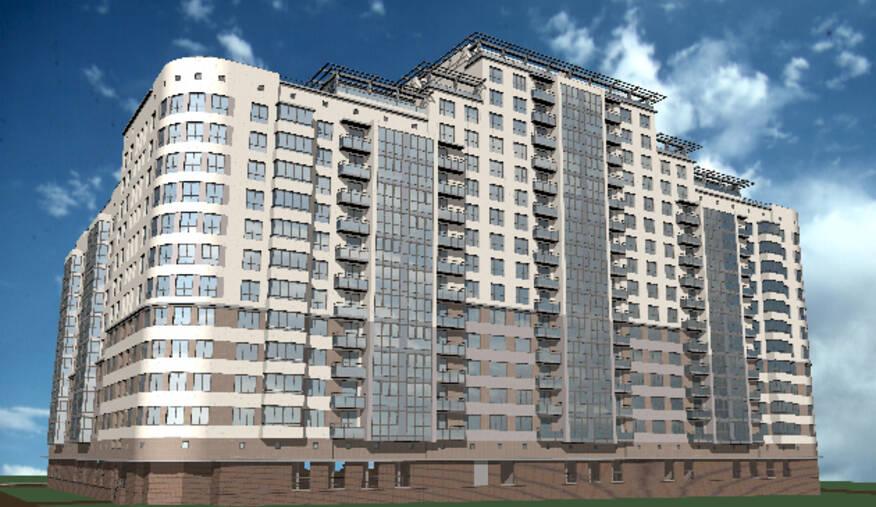 ЖК «на улице Сержанта Колоскова»