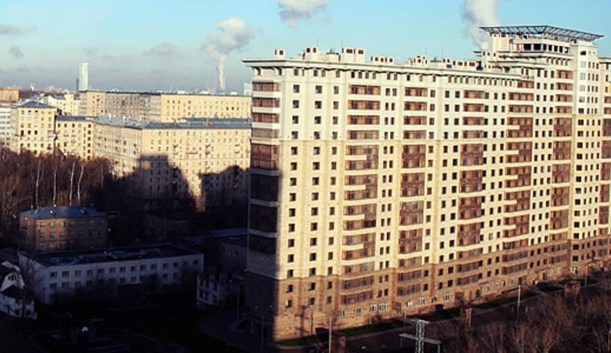 ЖК «на улице Дмитрия Ульянова, 6/1»