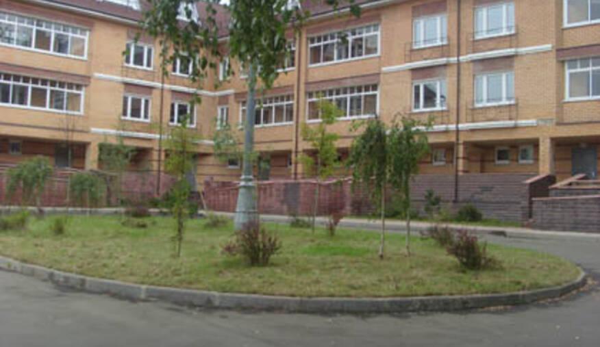 МЖК «Дом в поселке Пироговский»