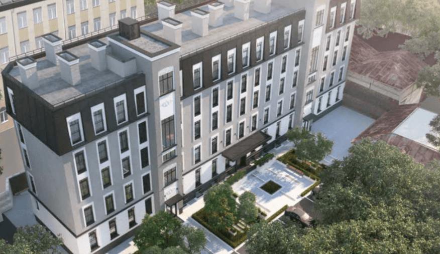 МФК «MOSS Apartments»