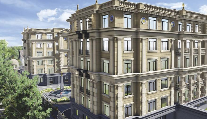 МФК «Astris — резиденции на Косыгина»