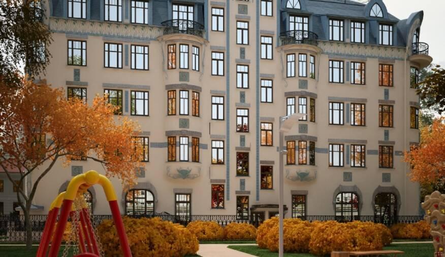 ЖК «Дом на Костромском, 45»