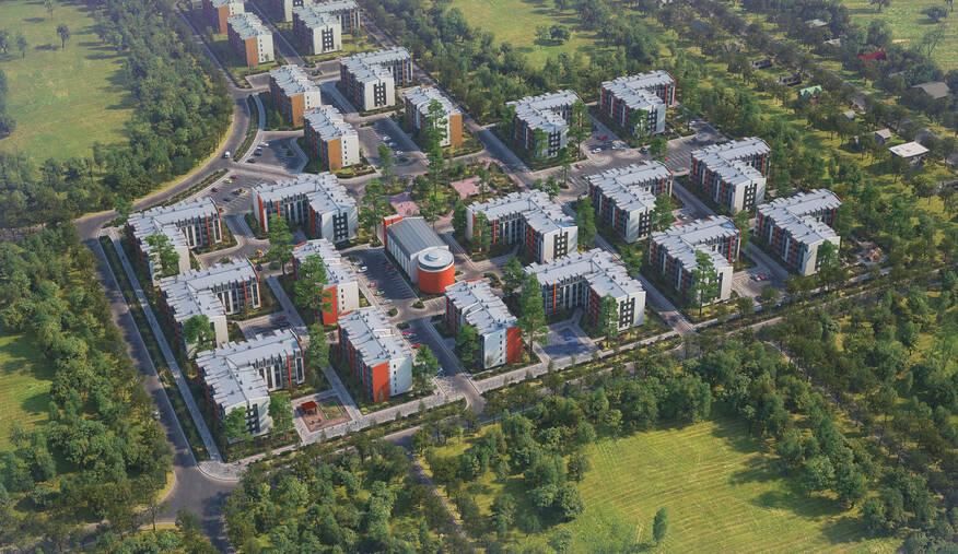 ЖК «UP-квартал «Пушкинский»