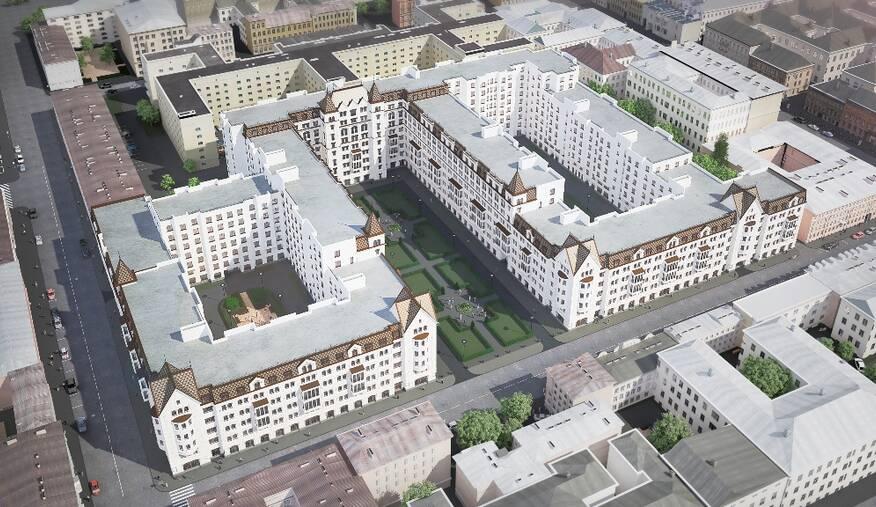 ЖК «Русский дом»