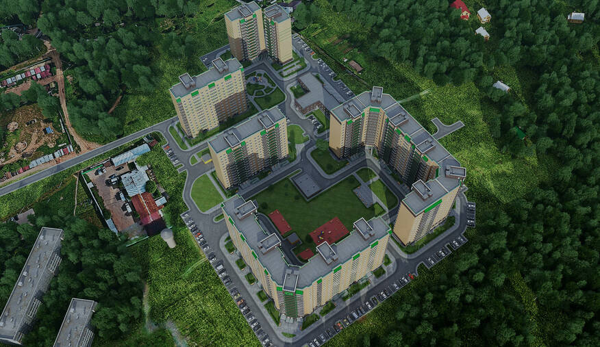 ЖК «Зелёный Город»