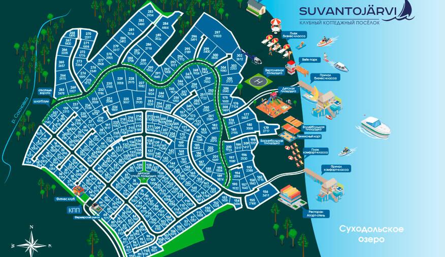 КП «Suvantojärvi»