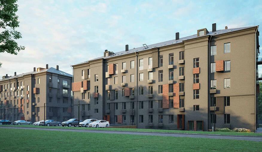 МФК «Парковая. Апартаменты»