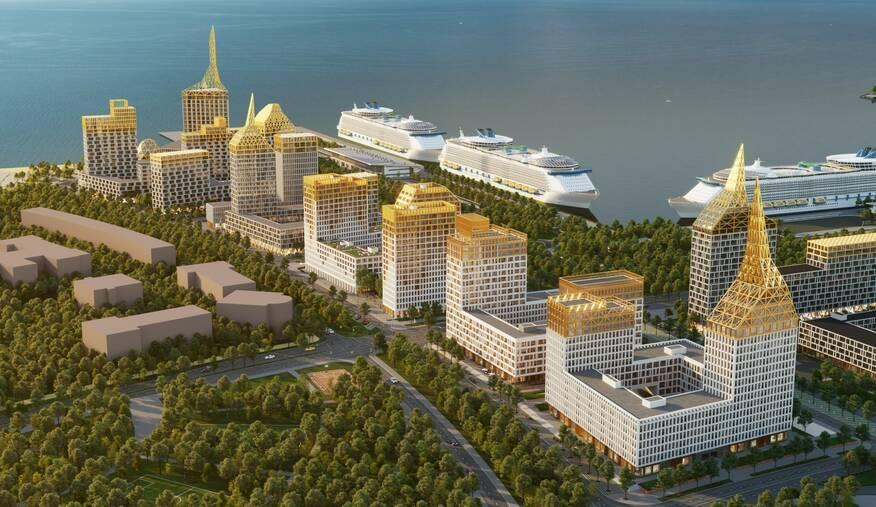 ЖК «Golden City»