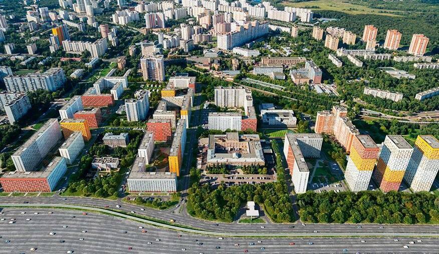 ЖК «Кунцево парк»