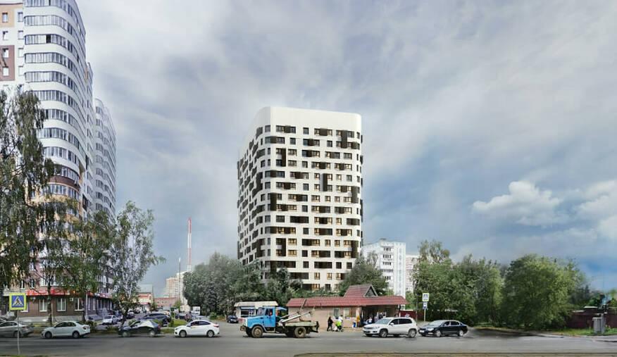 ЖК «Жилой дом в Ивантеевке»