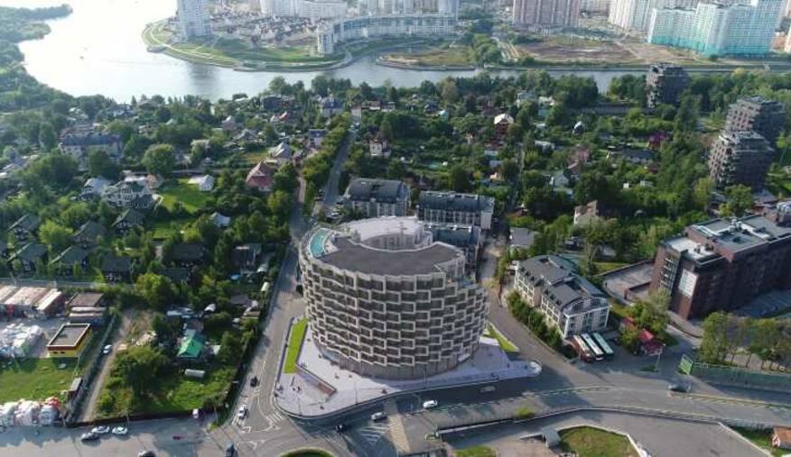 МФК Клубный дом «Рублево»