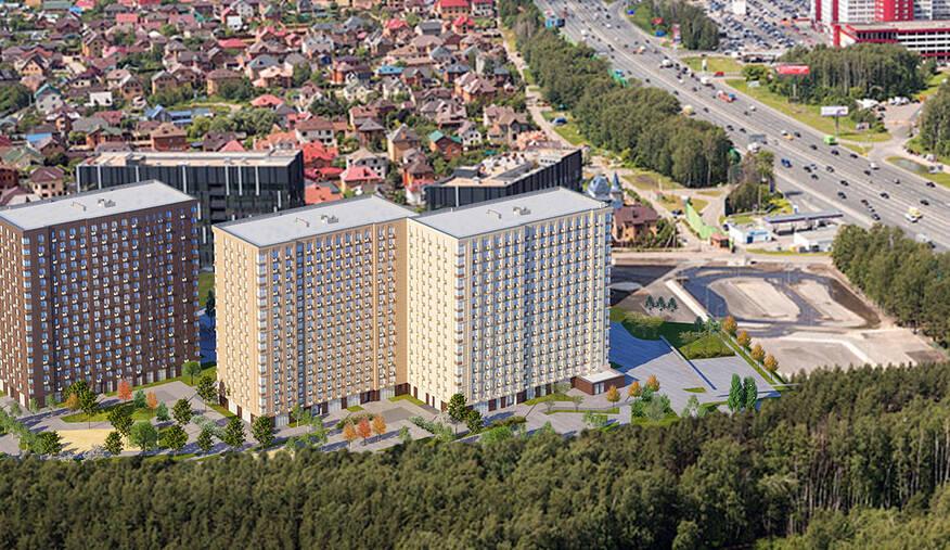 Апарт-отель «Тропарево парк»