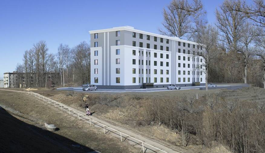Апарт-отель «Охта for life»