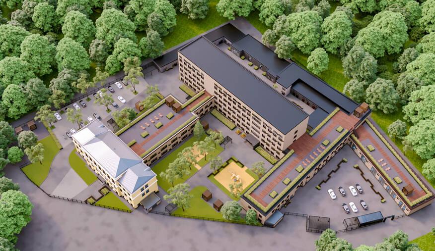 Апарт-отель «Апартаменты в Кусково»