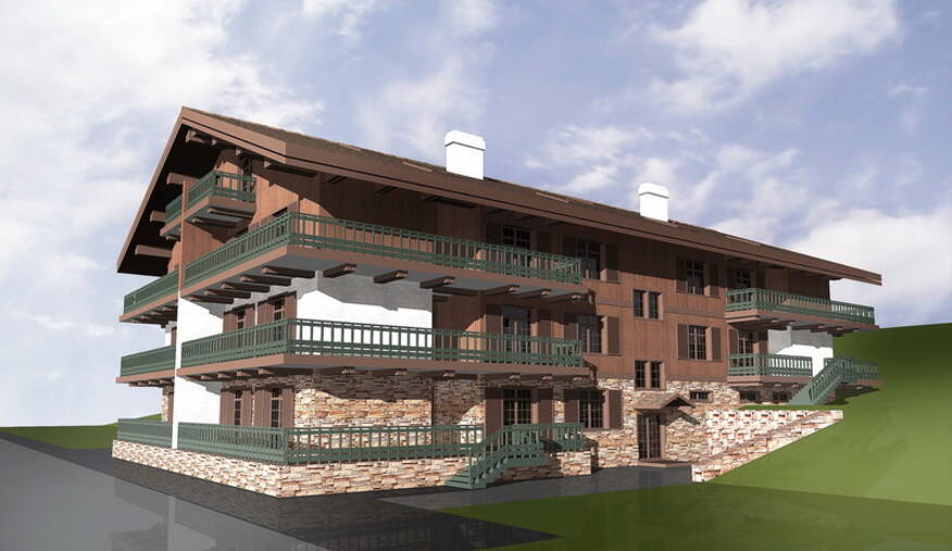 КП «Alpenhof»