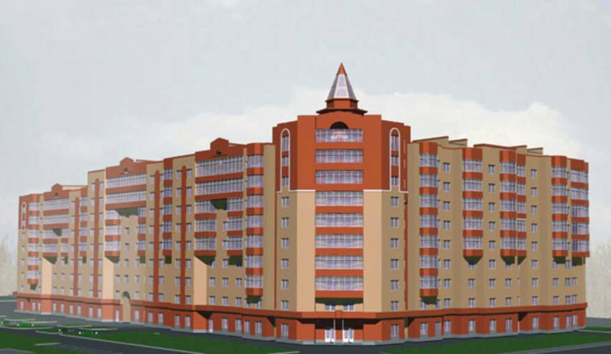 ЖК «Дом на Крикковском шоссе, 20»