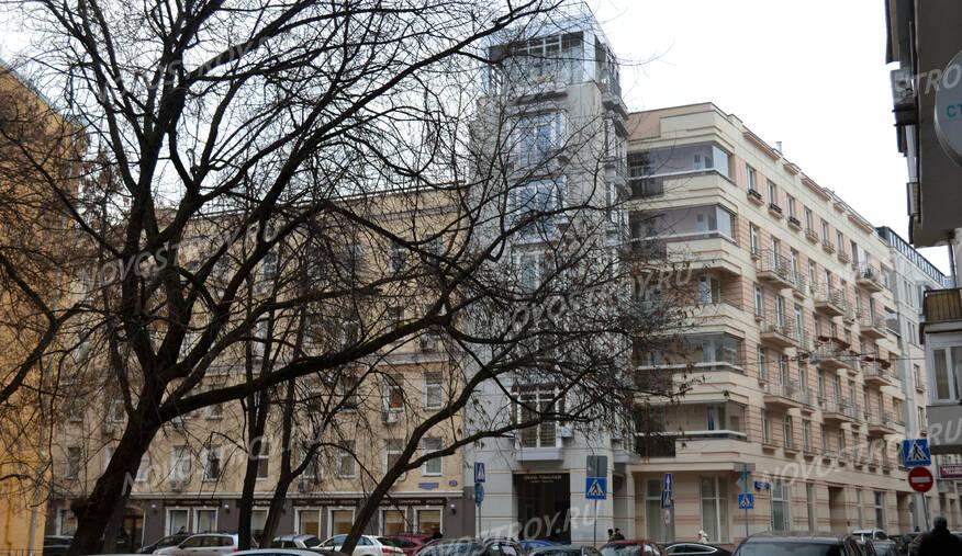 ЖК «Дом в Малом Козихинском переулке»