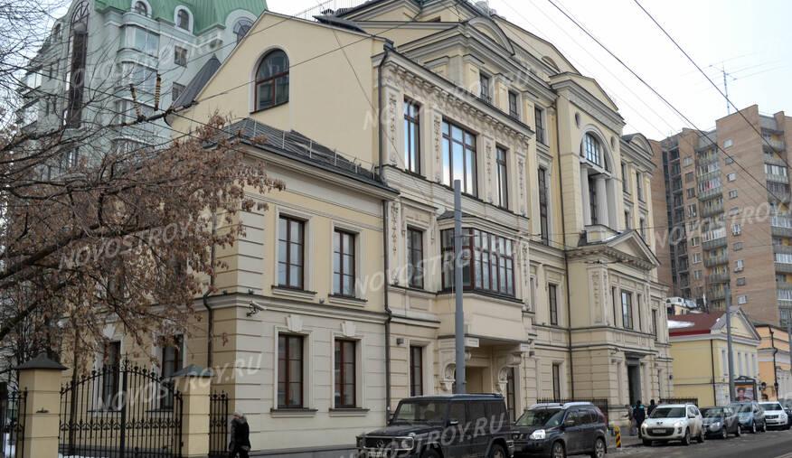 ЖК «Дом на Большой Никитской, 45»