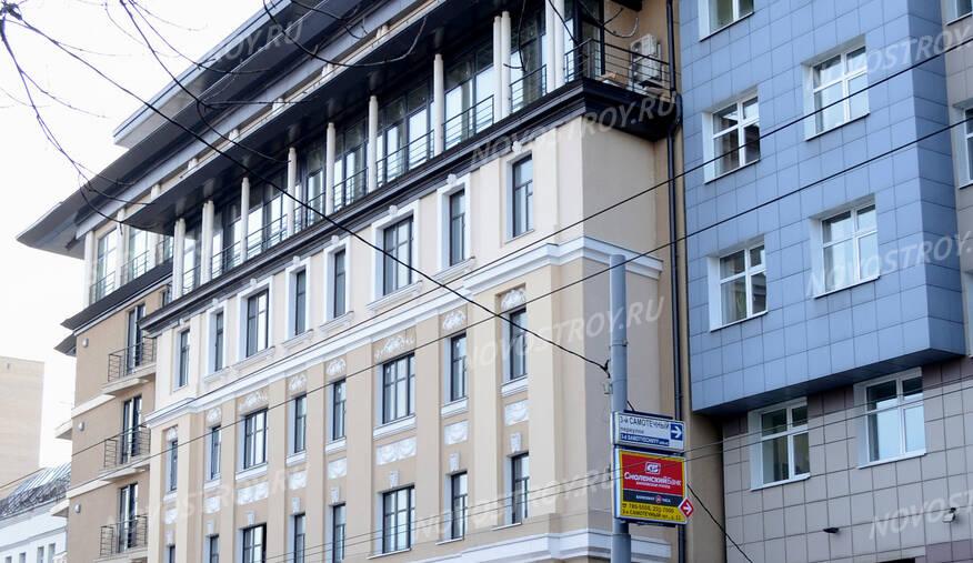 ЖК «Дом на Селезнёвской»