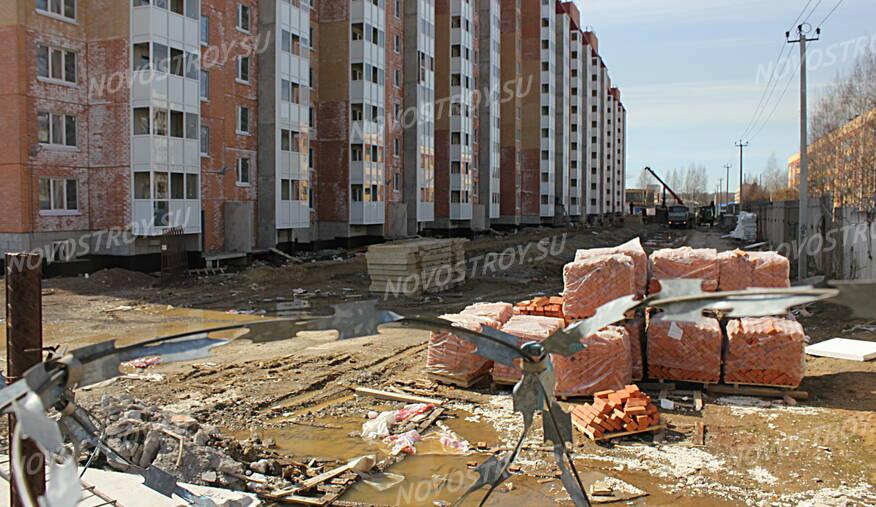 бетон янино колтуши