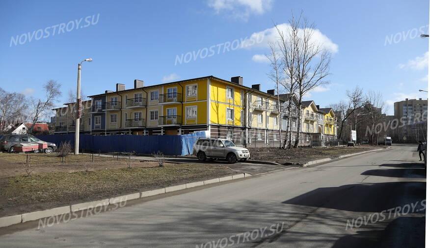 МЖК «Щербаковский»