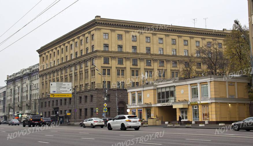 ЖК «Дом на улице Большая Садовая»