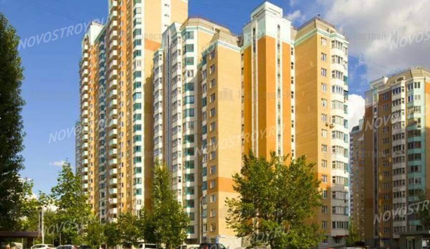 ЖК «на ул. Главмосстроя»