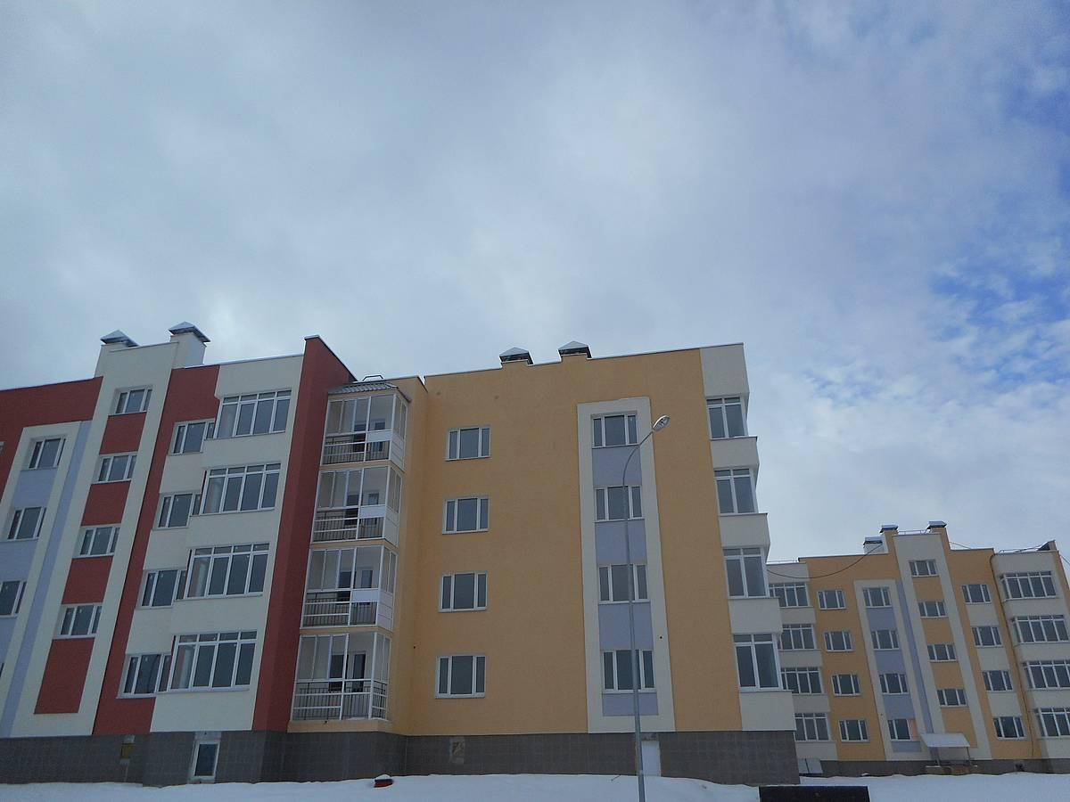 фото домов нахабино ясное гордости россии