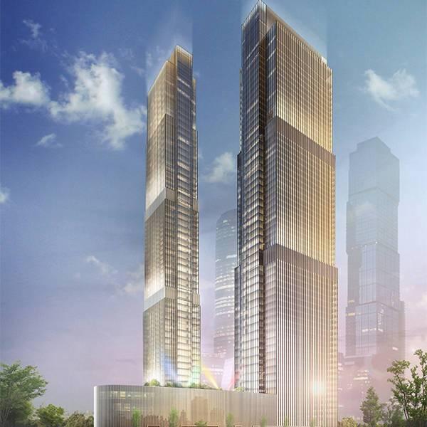 Neva Towers  это современные апартаменты в МоскваСити от