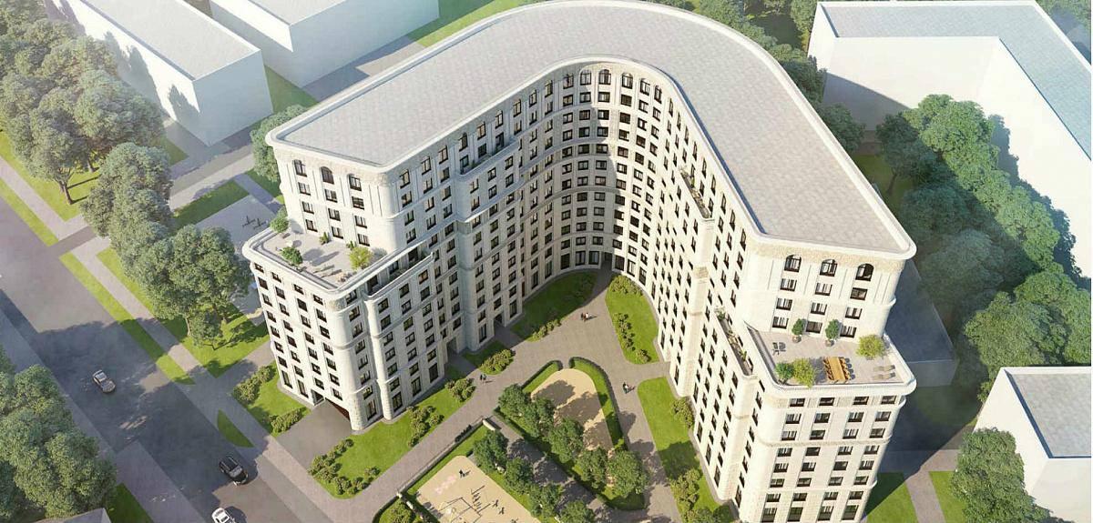 ЖК «Врубеля, 4» от Врубеля 4 в САО (Северном административном округе), 7 квартир от 20.5 млн. руб., акции официального застройщика, отзывы, ход строительства, форум