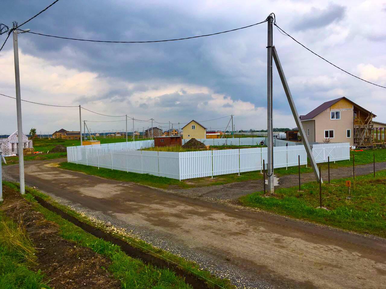 графская славянка коттеджный поселок отзывы фото
