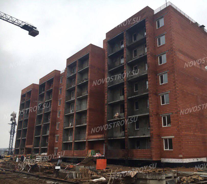 дилеры строительство жилого комплекса томилино позволь