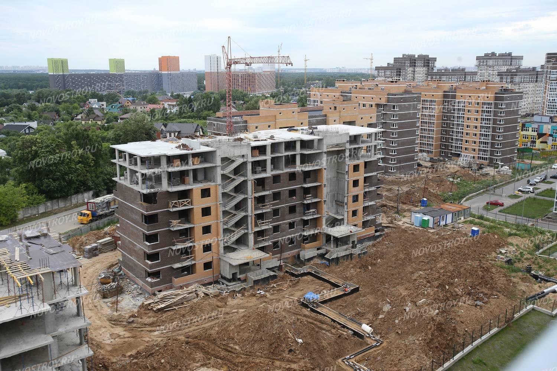 жк татьянин парк фото строительства начало