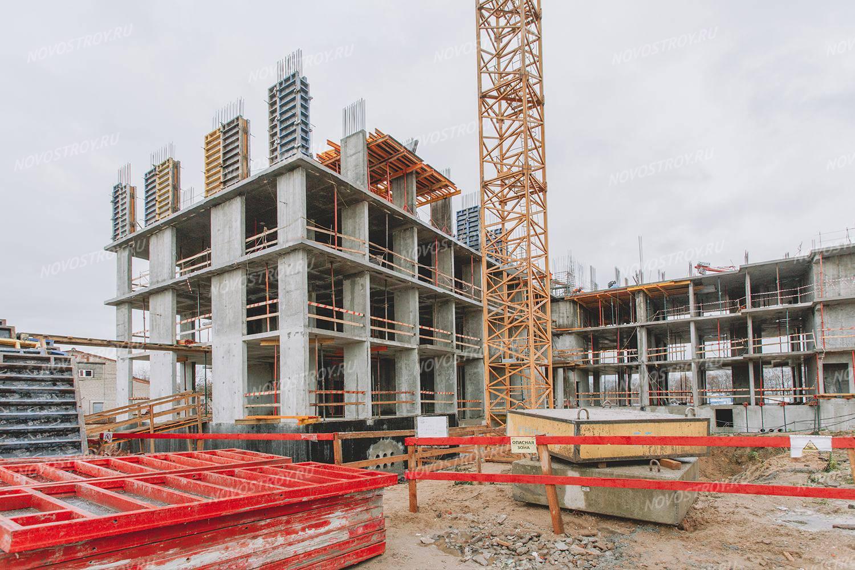 строительство жилого комплекса томилино появлении раковой
