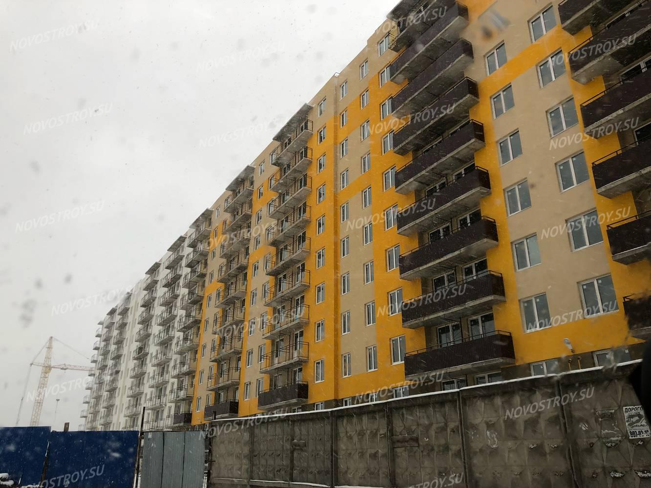 жилой комплекс родные берега новосибирск