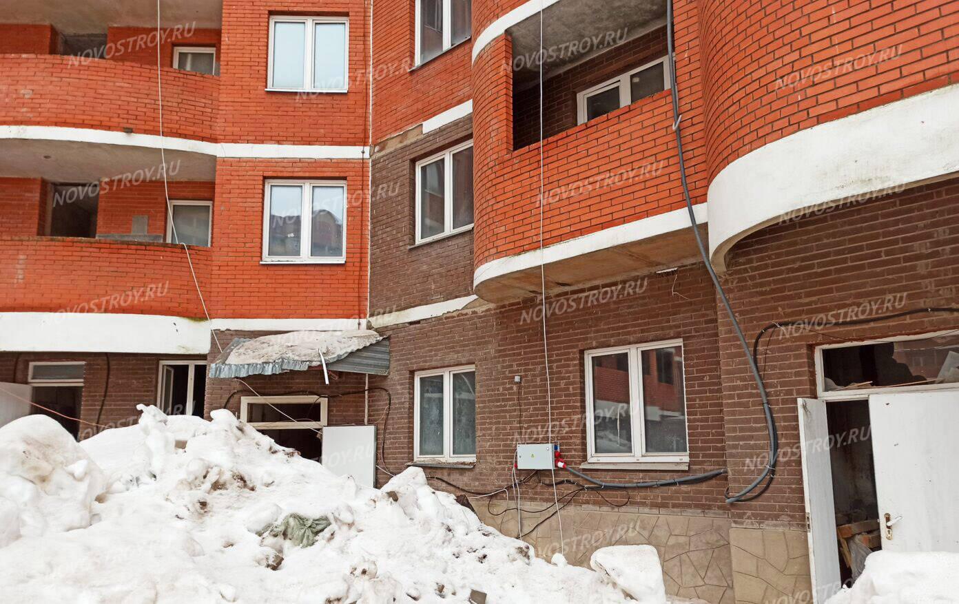 развитие сайта Агрохимическая улица (деревня Марушкино)