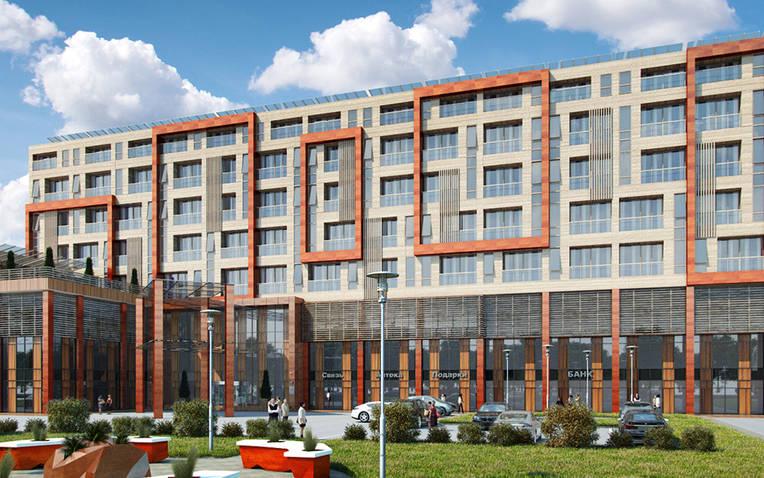 МФК «Apart Ville Fitness & Spa Resort»