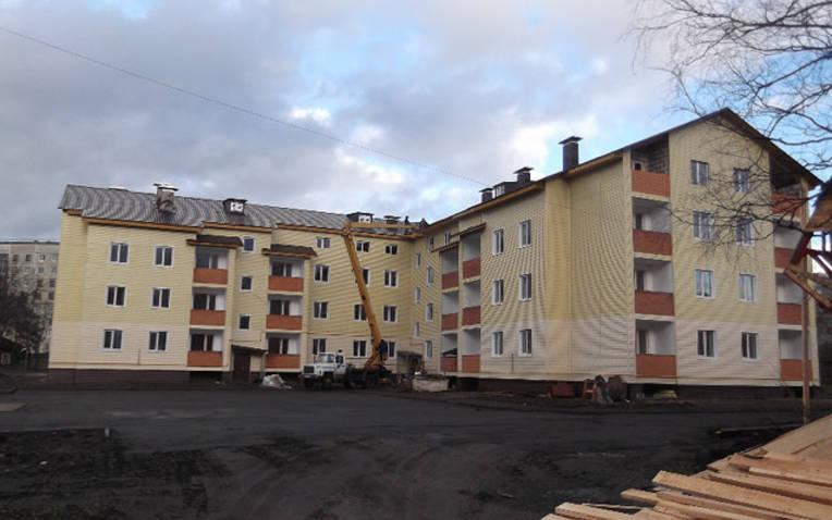 МЖК «на улице Ново-Советская»