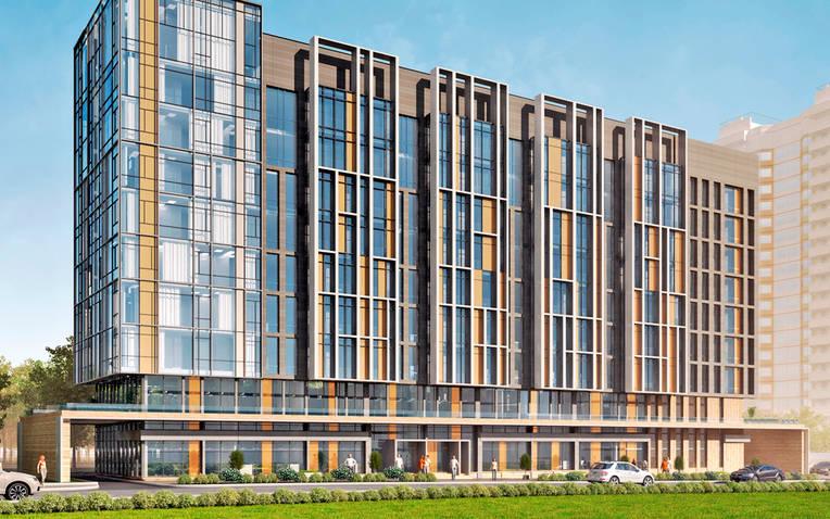 МФК «Янтарь apartments»