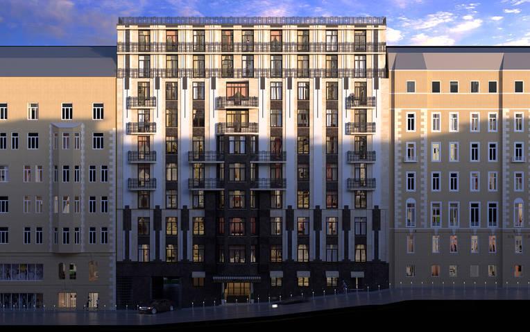 ЖК «Zvonarsky Deluxe»